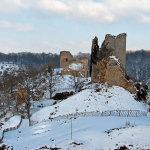 ruines crozant